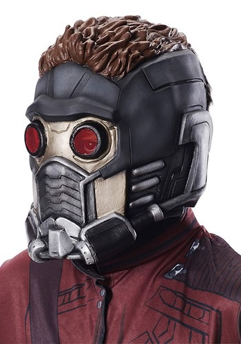Mascara Infantil Avengers Endgame Star Lord  Guardiões da Galáxia – Avengers Endgame Kids Star Lord Mask