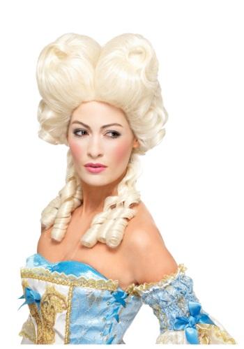 Peruca Adulto Deluxe Maria Antonieta – Adult Deluxe Marie Antoinette Wig