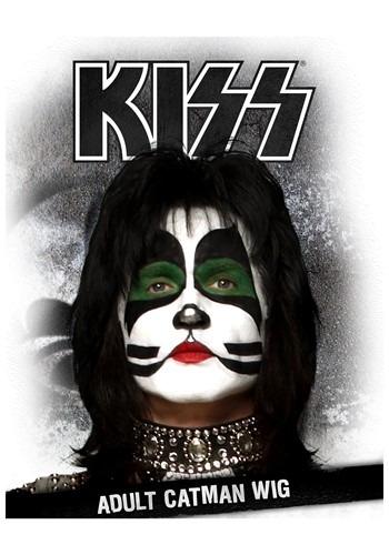 Peruca Catman KISS  – Catman KISS Wig