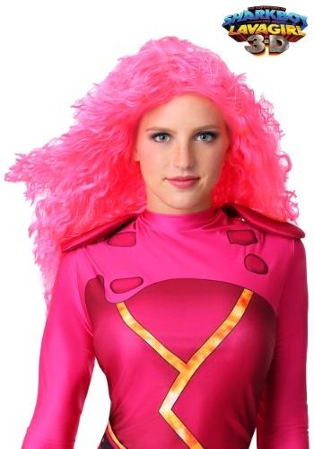 Peruca Lava Girl para Adultos – Lava Girl Wig for Adults