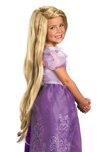 Peruca Rapunzel infantil – Tangled Rapunzel Wig