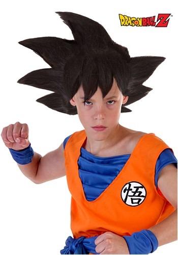 Peruca criança Goku – Child Goku Wig