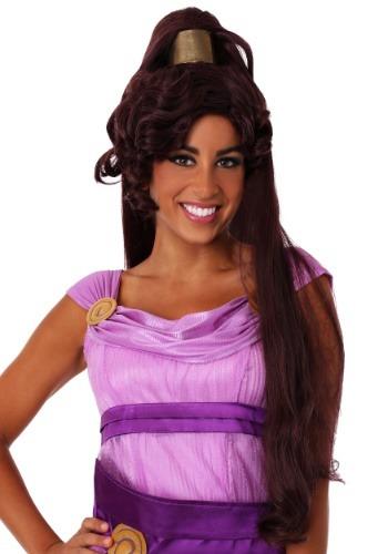 Peruca feminina Disney Hercules Megara – Disney Hercules Megara Women's Wig