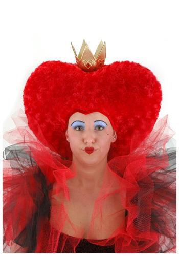 Peruca rainha de copas – Queen of Hearts Wig
