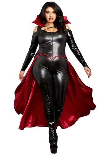 fantasia feminino sexy de princesa das trevas plus size – Plus Size Sexy Princess of Darkness Women's Costume