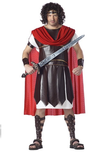 Fantasia de Hércules Plus Size – Plus Size Hercules Costume