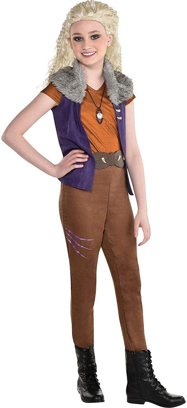 Fantasia Addison Infantil  Disney Zombies 2 – Child Addison Costume – Disney Zombies 2