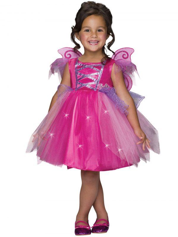 Fantasia Barbie Fada Infantil – Barbie Fairy Costume For Toddlers