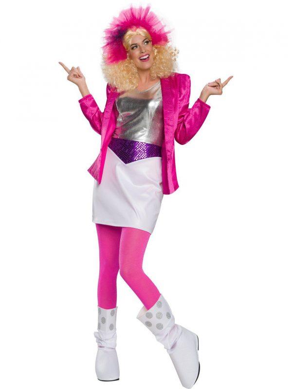 Fantasia Infantil Barbie Deluxe Rocker – Barbie Deluxe Rocker Barbie Child Costume