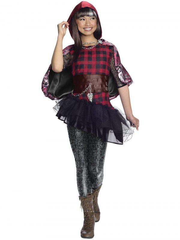 Fantasia Infantil Ever After High Cerise Hood – Ever After High Cerise Hood Costume