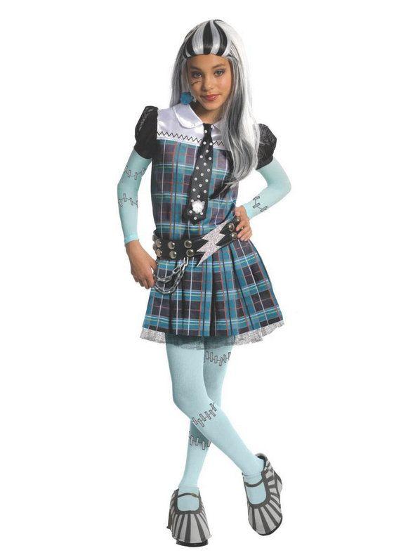 Fantasia Infantil Monster High Deluxe Frankie Stein – Monster High Deluxe Frankie Stein
