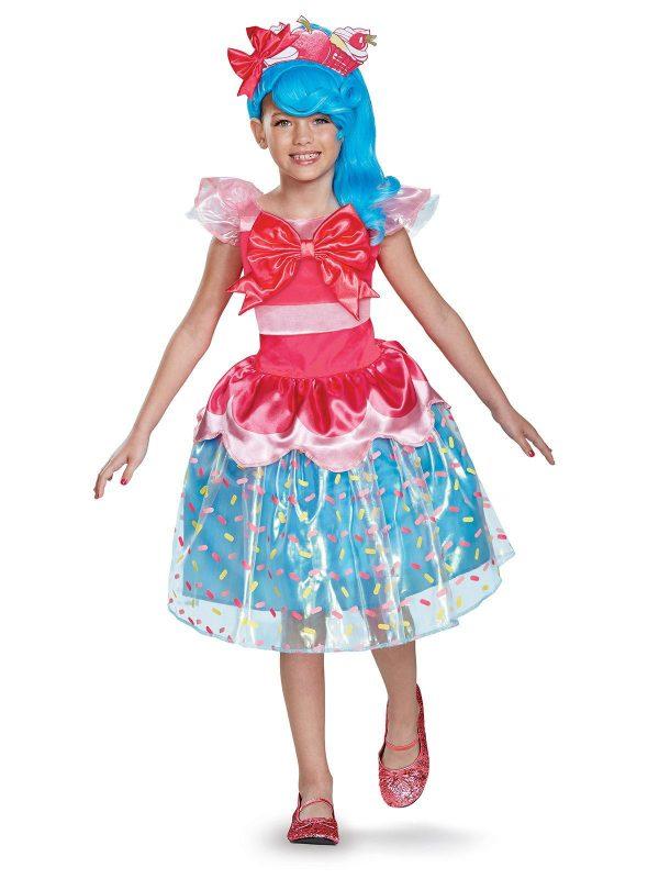 Fantasia Infantil de luxo Shoppies Jessicake – Shoppies Jessicake Deluxe Child Costume