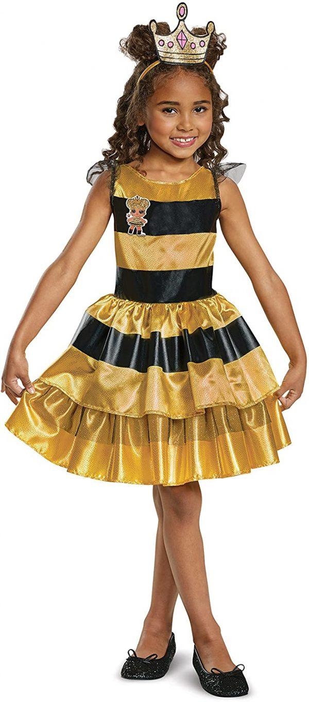 Fantasia Lol Surprise Queen Bee – L.O.L. Surprise! Queen Bee Classic Child Costume