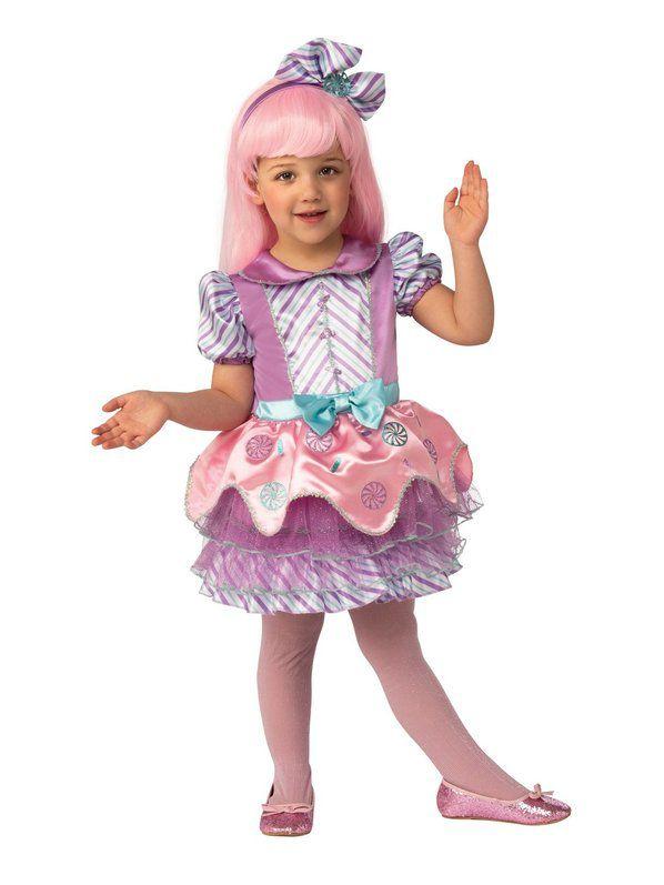 Fantasia de Candy Girl infantil  – Candy Girl's Costume