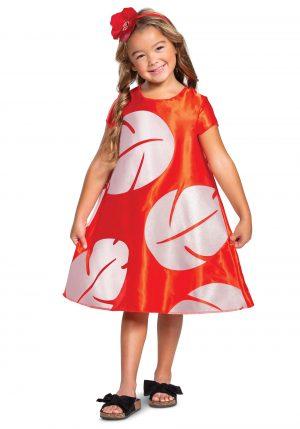 Fantasia de Lilo & Stitch Lilo para crianças- Lilo & Stitch Lilo Toddler Costume