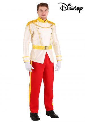 Fantasia de Príncipe Encantado para Homens da Cinderela da Disney – Prince Charming Costume for Men from Disney's Cinderella