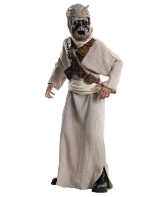 Fantasia de Star Wars Tusken Raider – Star Wars Tusken Raider Boys Costume