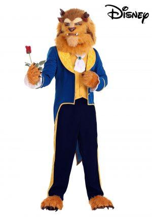 Fantasia de fera masculina de A bela e a fera da Disney – Men's Beast Costume from Disney's Beauty and the Beast
