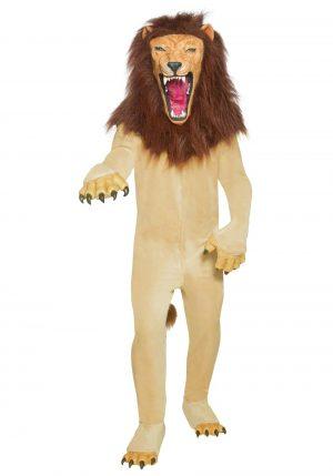 Fantasia de leão de circo- Circus Lion Costume
