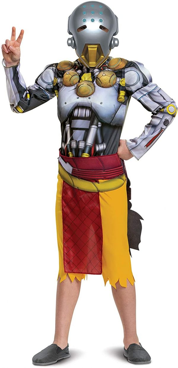 Fantasia infantil  Overwatch Zenyatta – Overwatch Zenyatta Costume