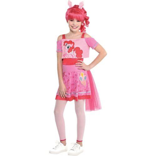 Fantasia vestido infantil Pinkie Pie  My Little Pony – Child Pinkie Pie Dress Costume – My Little Pony