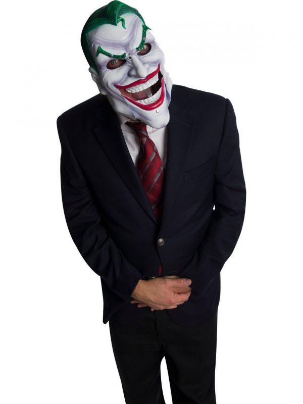 Máscara de Joker Coringa Unhinged DC Comics – DC Comics Super Villains Unhinged Joker Mask