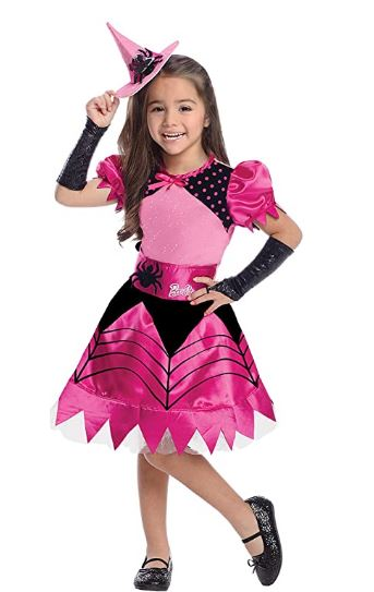 Fantasia de bruxa barbie infantil – Barbie Witch Costume