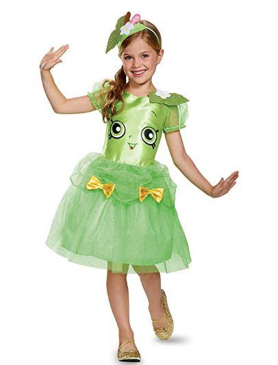 Fantasia Infantil Shopkins Apple Blossom – Apple Blossom Classic Shopkins The Licensing Shop Costume