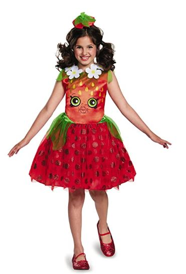 Fantasia Shopkins Strawberry Classic – Shopkins Strawberry Classic Costume