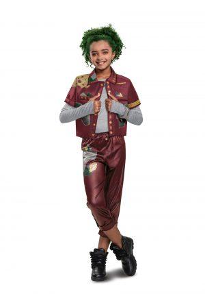 Fantasia de Disney ZOMBIES Deluxe Eliza Girl – Disney Z-O-M-B-I-E-S Deluxe Eliza Girl's Costume