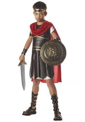 Fantasia de Hércules para meninos- Hercules Costume for Boys