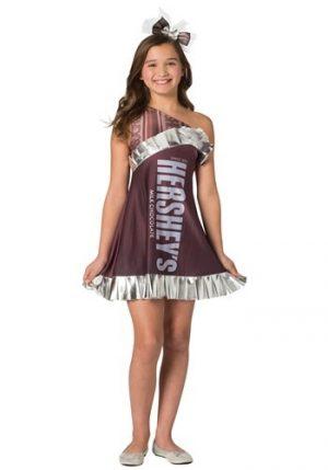 Fantasia de Hershey's Infantil – Tween Hershey's Bar Costume