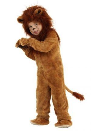 Fantasia de Leão Deluxe para Crianças – Toddler Deluxe Lion Costume