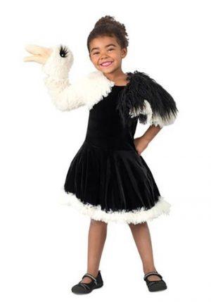 Fantasia de Marionete de avestruz para meninas – Girls Puppet Ostrich Costume