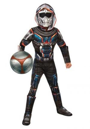 Fantasia de Mestre Tarefa Deluxe para meninos da Marvel – Boys Marvel Deluxe Taskmaster Costume
