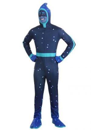 Fantasia de Ninja da PJ Masks Adulto NOite – PJ Masks Adult Night Ninja Costume