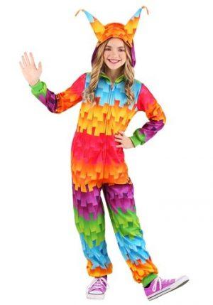 Fantasia de Pinata para Festa Infantil – Kids Party Pinata Costume