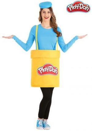 Fantasia de Play-Doh para adultos – Play-Doh Adult Costume