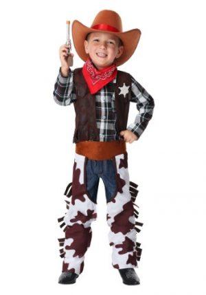 Fantasia de Sheriff do Oeste Selvagem para crianças – Toddler Wild West Sheriff Costume