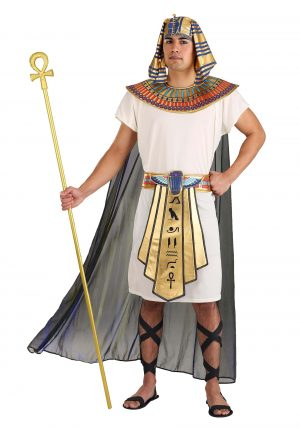 Fantasia de Tutancâmon para homens – King Tut Costume for Men