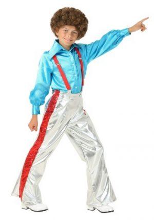 Fantasia de discoteca funky para meninos – Boy's Funky Disco Costume
