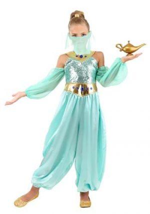 Fantasia de gênio místico para meninas- Mystical Genie Costume for Girls