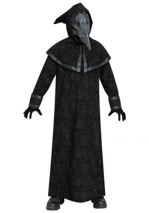 Fantasia de médico da peste infantil – Kid's Plague Doctor Costume