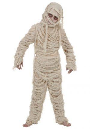 Fantasia de múmia egípcia para meninos – Boys Egyptian Mummy Costume