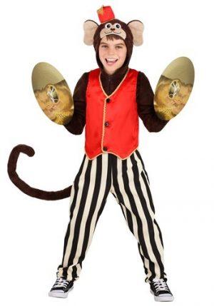 Fantasia de macaco de circo infantil – Kids Circus Monkey Costume