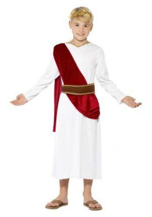 Fantasia de menino romano infantil – Child's Roman Boy Costume