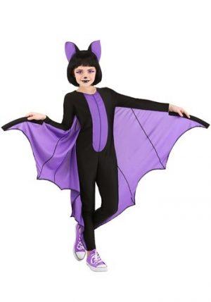 Fantasia de morcego do crepúsculo feminino- Girl's Twilight Bat Costume