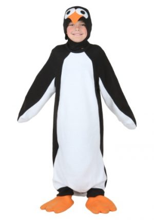 Fantasia de pinguim feliz infantil – Kid's Happy Penguin Costume