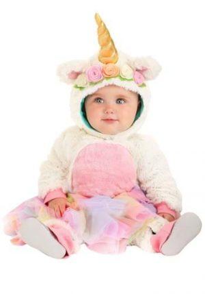 Fantasia de unicórnio de Eleanor infantil de amendoim elegante – Posh Peanut Infant Eleanor Unicorn Costume