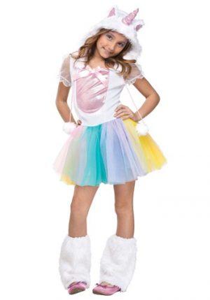 Fantasia de unicórnio feminino infantil – Girls Unicorn Costume
